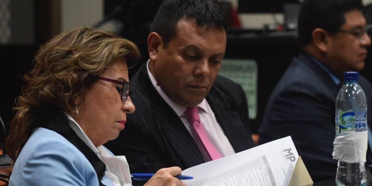 """Jueza: """"No existe ningún trastorno mental"""" que incapacite a Sandra Torres"""
