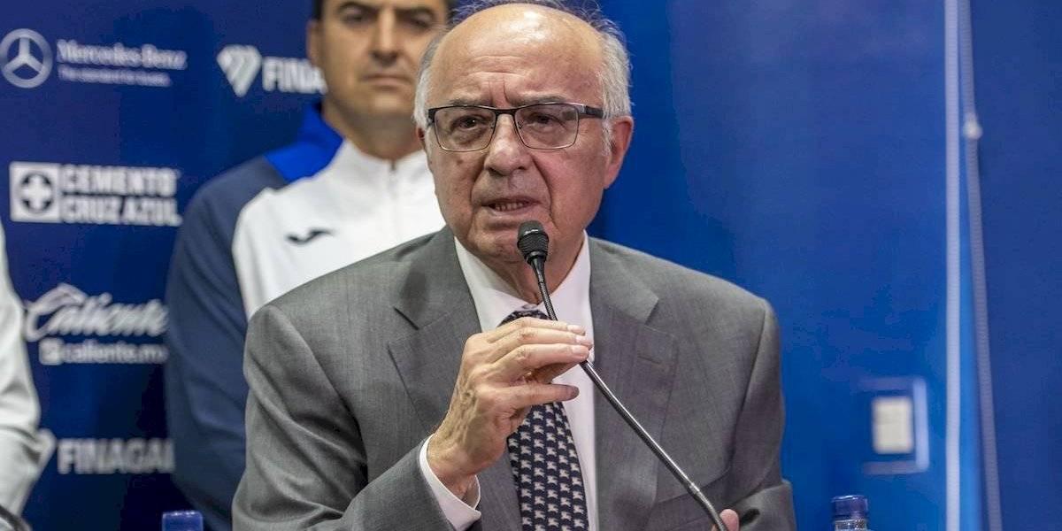 Carlos Hurtado regresaría a Cruz Azul, así lo confirmó Alfredo Álvarez