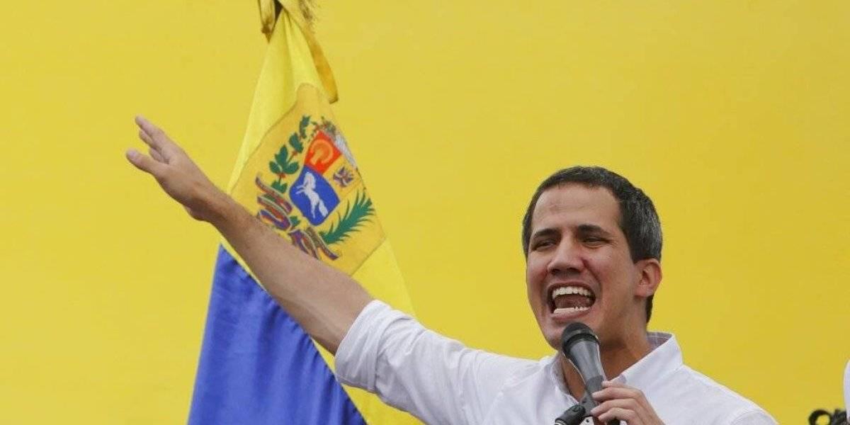 Fiscalía General de Venezuela abre proceso contra Juan Guaidó
