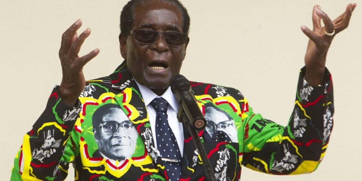 Fallece expresidente de Zimbabue