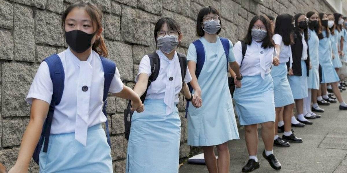 Continúan las manifestaciones en Hong Kong