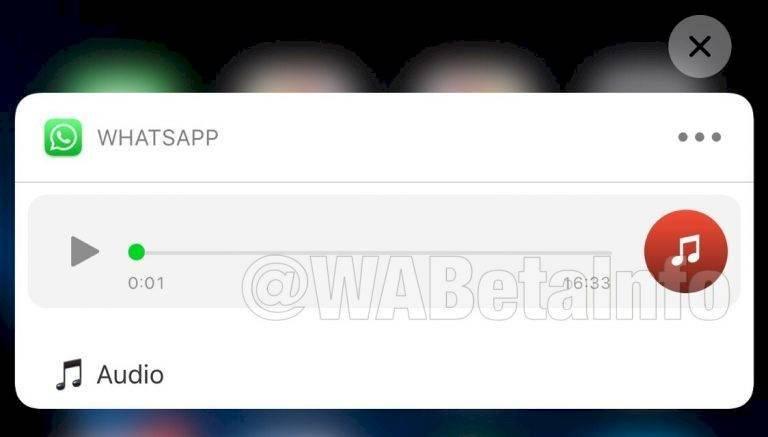 Ahora podrás escuchar los audios de WhatsApp de manera completamente distinta
