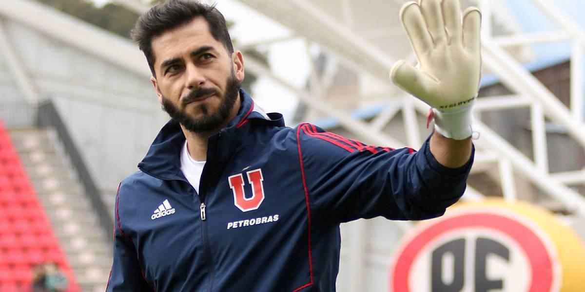 La alternativa formación que prepara Caputto en la U para enfrentar a Cobresal en Copa Chile