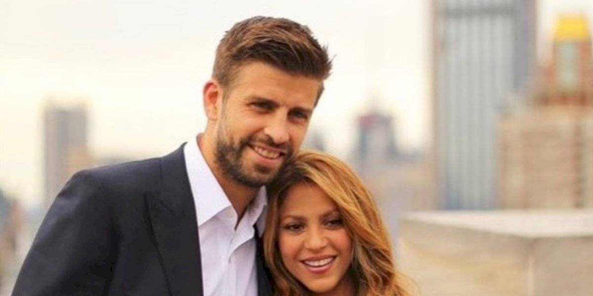 ¿Qué hacen Shakira y Piqué caminando 'como locos' en New York?