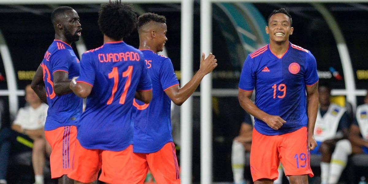 ¡Se vale soñar! Colombia y Brasil empataron en un intenso partido con pierna fuerte y muchas emociones