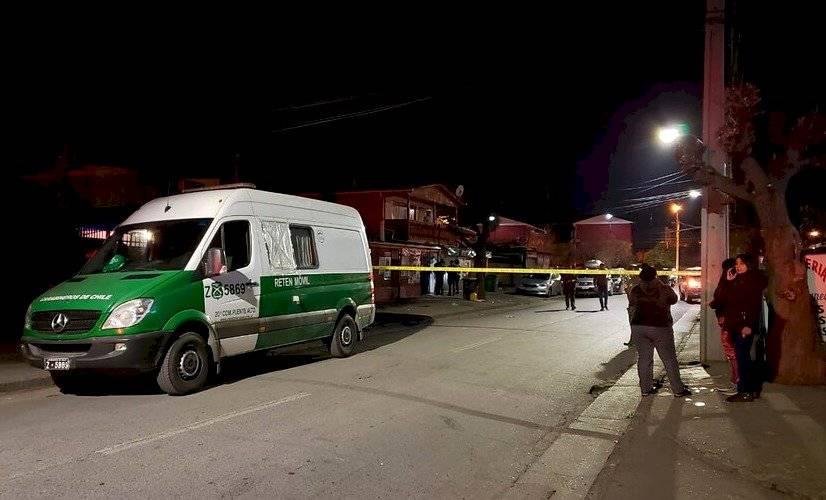 Masacre en Puente Alto