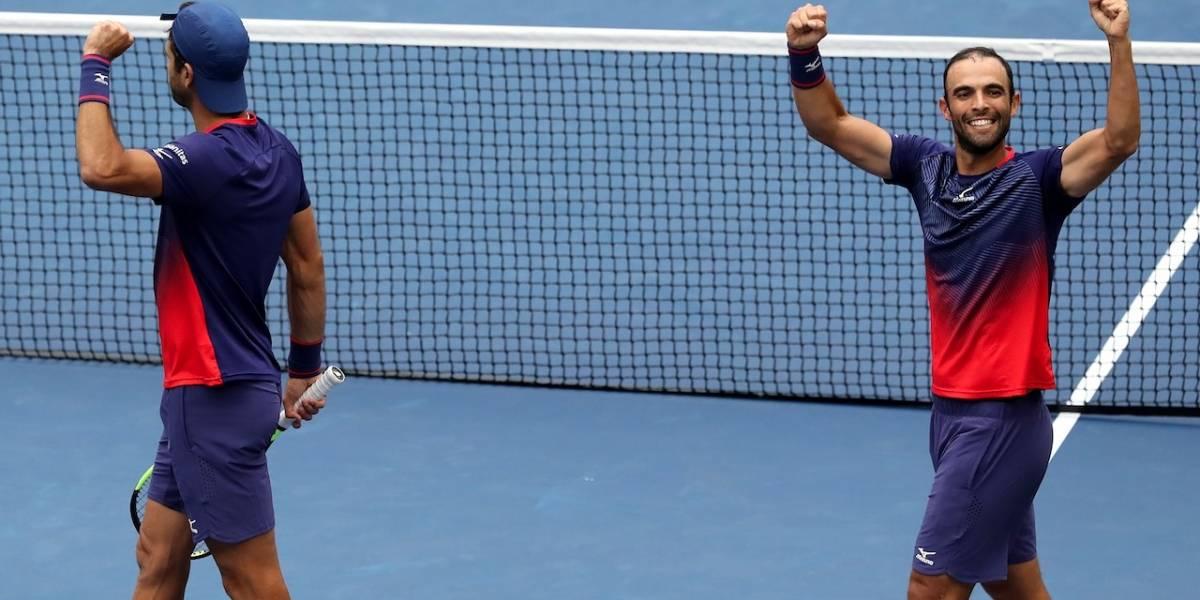 ¡Los reyes de América! Cabal y Farah se coronaron campeones del US Open