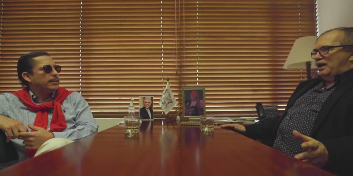 El regaño de 'Timochenko' a Juanpis González por decirle que gana $32 millones