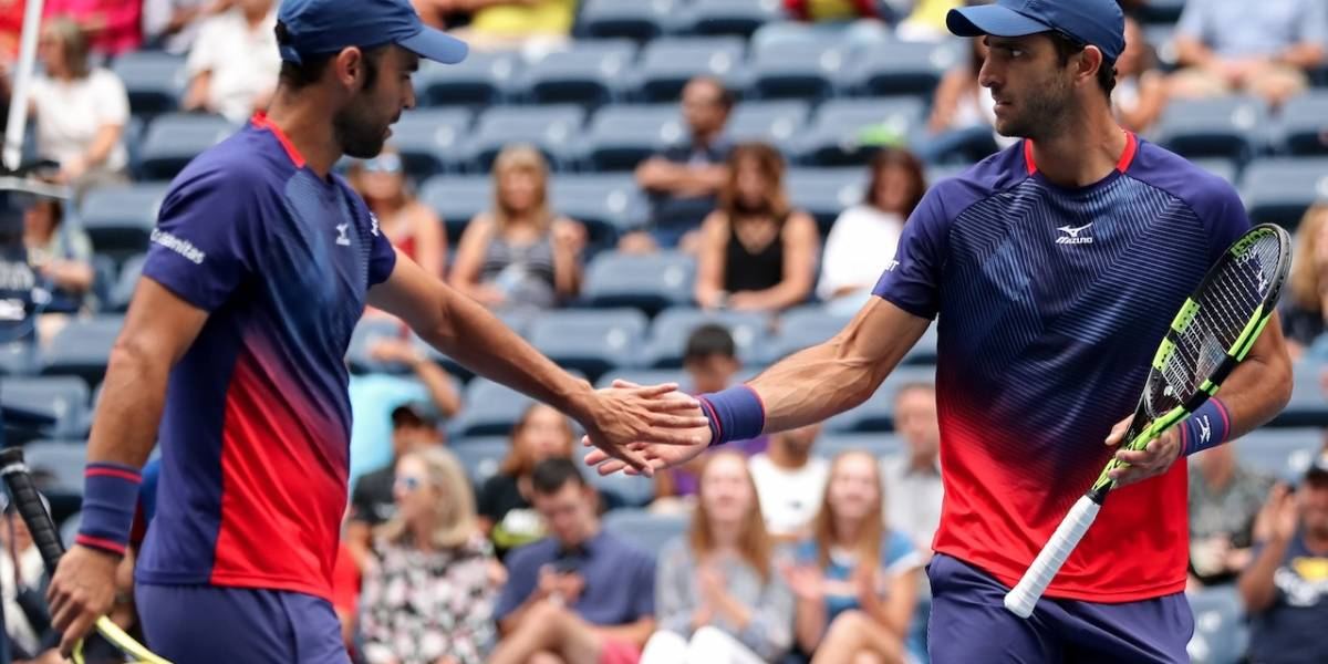 ¡Colombian Power! Cabal y Farah van por la conquista del US Open