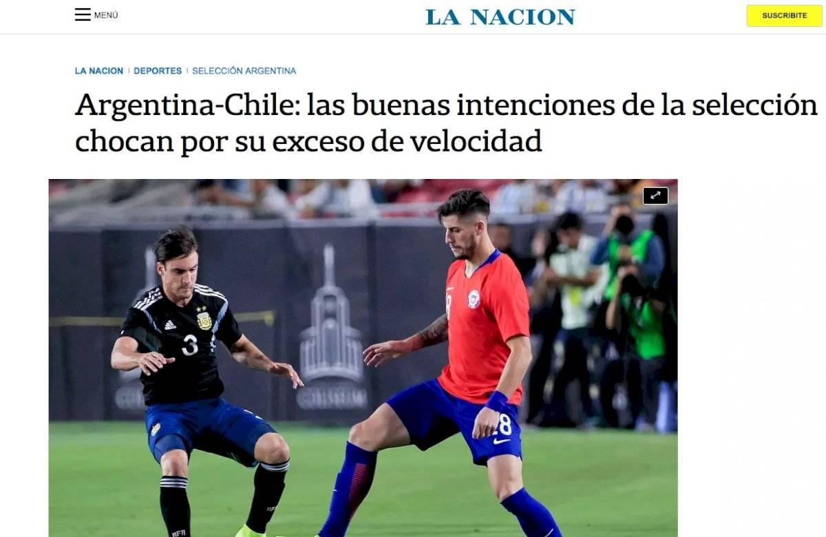 El análisis de la prensa argentina La Nación