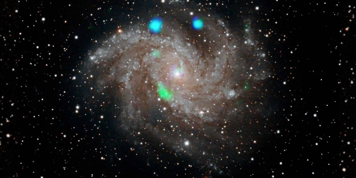 Imagem divulgada pela NASA revela intrigante fenômeno no espaço