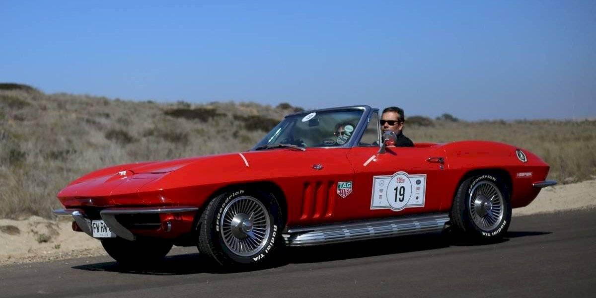 Un Corvette de 1966 gana el tradicional Rally 500 Km Sport Clásicos