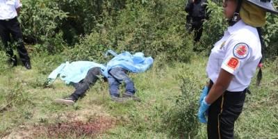 Torturan y asesinan a presuntos extorsionistas en San Juan Sacatepéquez