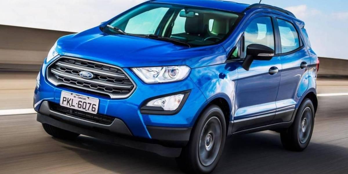 Ford anuncia recall para EcoSport e Ka, modelos 2019 e 2020