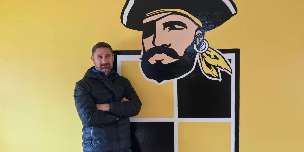 Con paya incluida Coquimbo Unido anunció la renovación de Patricio Graff hasta diciembre 2020