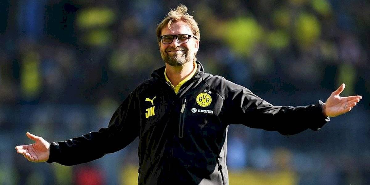 """""""Desperté solo en un camión, estaba realmente borracho"""": Jürgen Klopp y el carrete más hardcore de su vida al mando del Dortmund"""