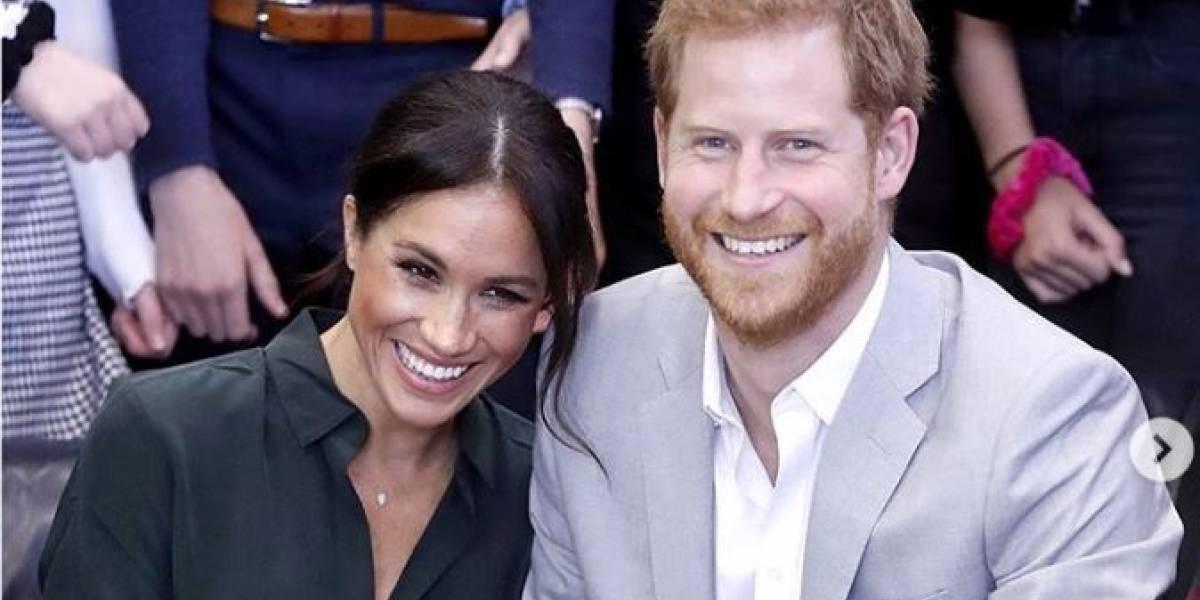 La razón por la que el príncipe Harry no quería que la niñera de Archie usara uniforme