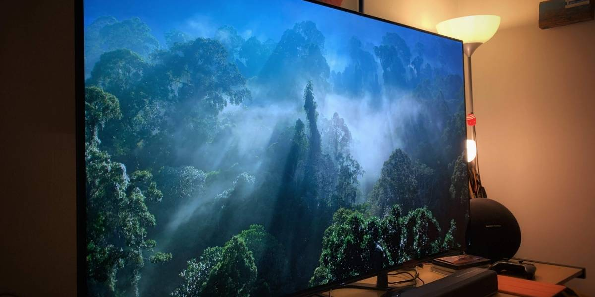 Monumental: Review de la TV Sony Bravia A8G y el soundbar HT-X8500
