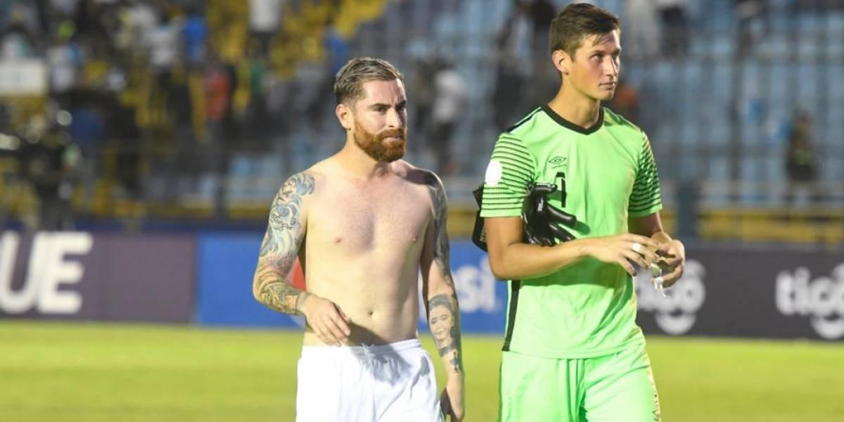 VIDEO. Jean Márquez recuerda a Carlos Ruizdurante su gol y las redes enloquecen