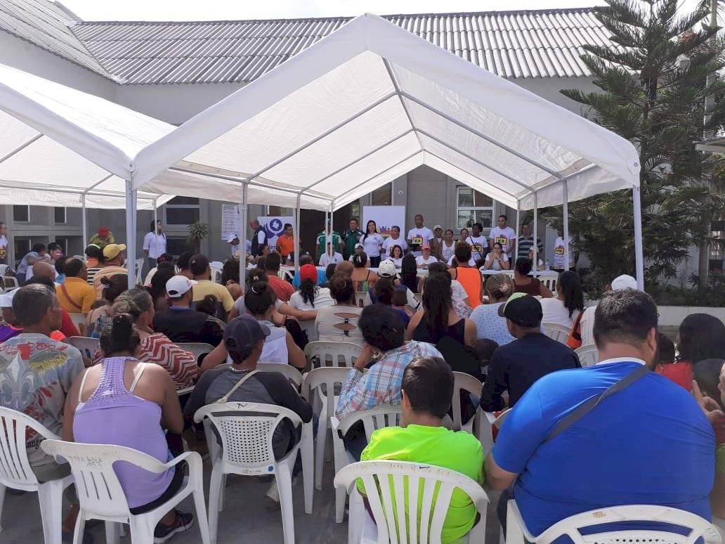 Venezolanos en Barranquilla