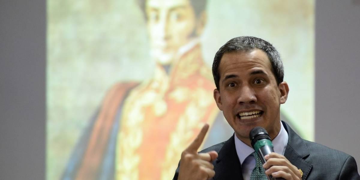 """Chavismo ordena investigación contra Juan Guaidó por """"traición a la patria"""""""