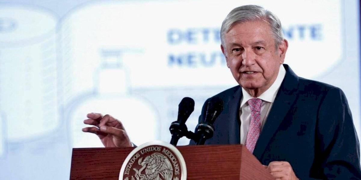 Exhibe AMLO lo que Peña Nieto 'gastaba' en rastrillos y gel para el cabello