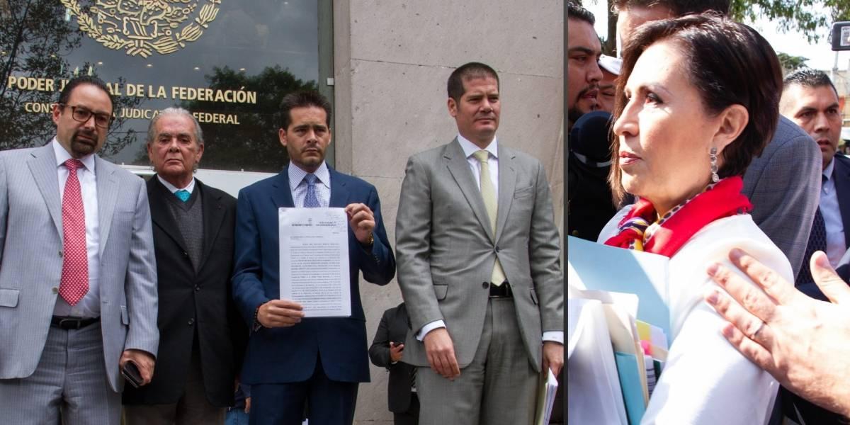 Rosario Robles se queda sin defensa por falta de recursos económicos