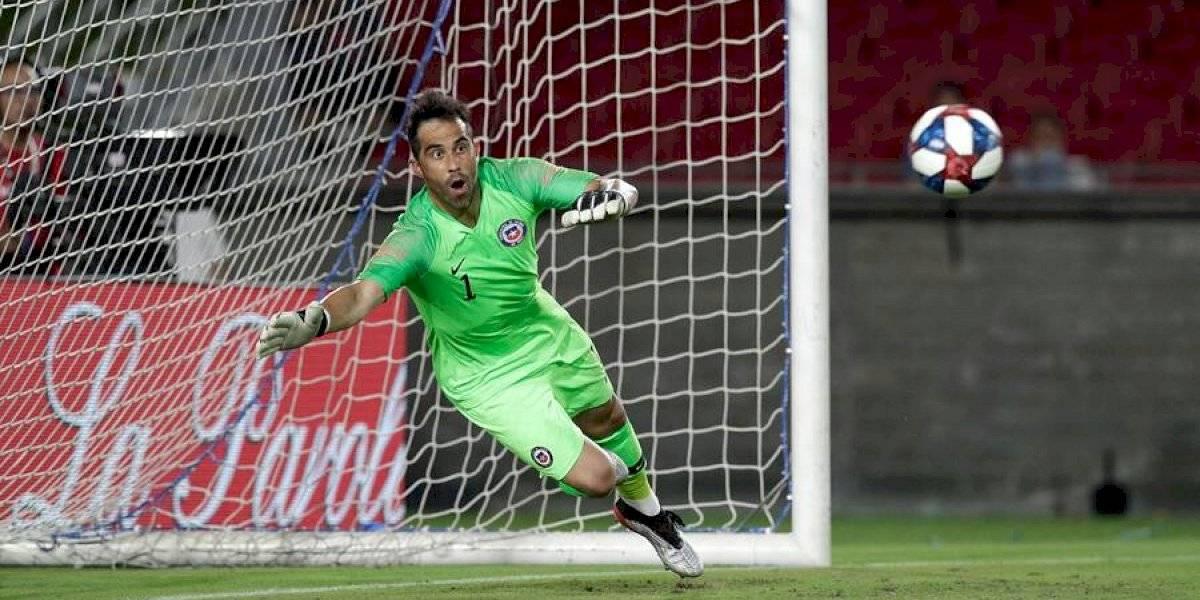 """Bravo destaca su retorno a la Selección: """"Quedo feliz por demostrar que uno está más vigente que nunca"""""""