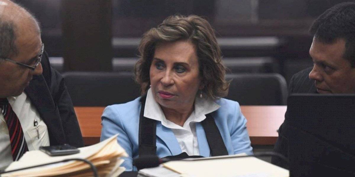 MP imputa delitos a Sandra Torres con una acusación con documentos, escuchas y testigos