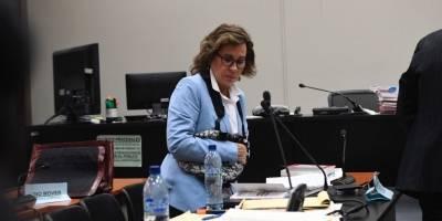 Audiencia Sandra Torres