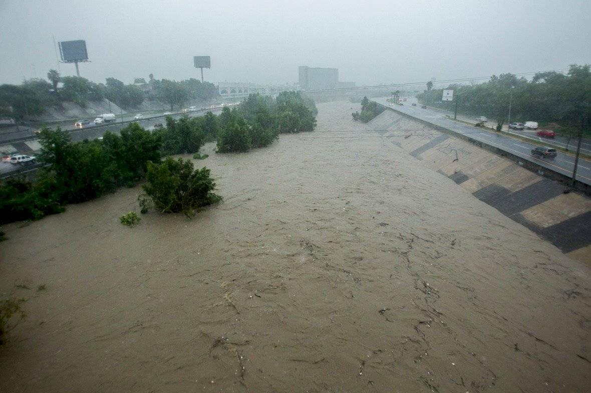 Inundación Monterrey