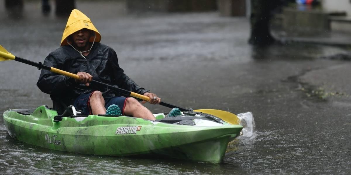 Dorian sorprende a veteranos de tormentas en Carolina Norte