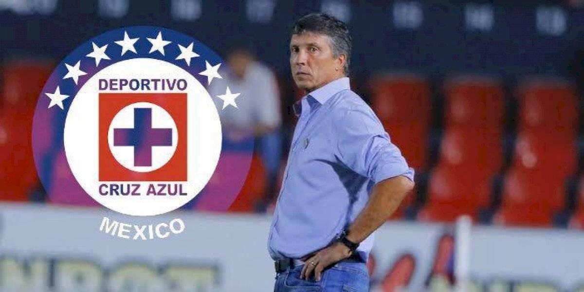 Robert Dante Siboldi será nuevo entrenador de Cruz Azul