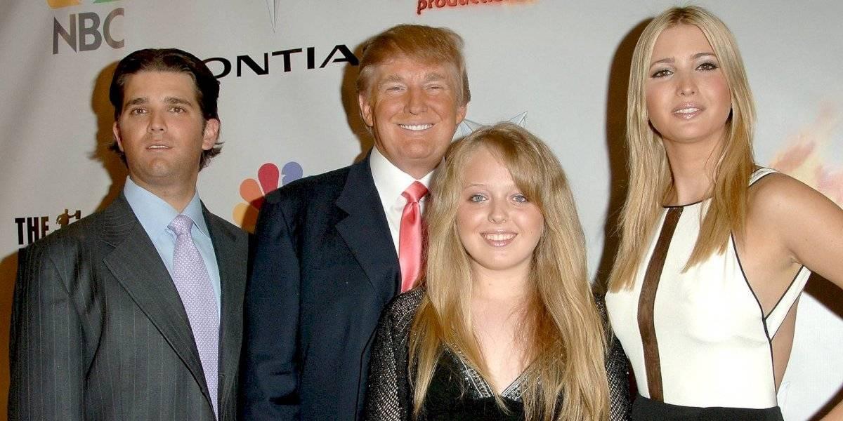 """FOTOS. Donald Trump es cruel y discrimina a su hija por su """"sobrepeso"""""""
