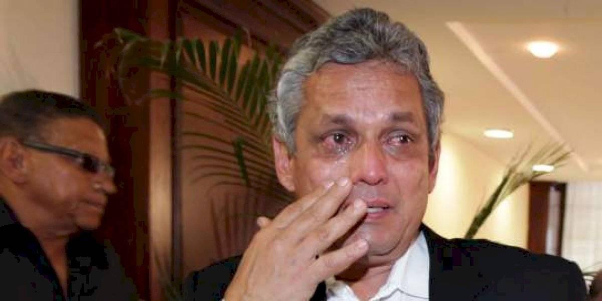 """Rueda vuelve al país del que se fue entre lágrimas: """"Nos sentimos tocados, no es común ver llorar a un hombre y mucho menos a él"""""""