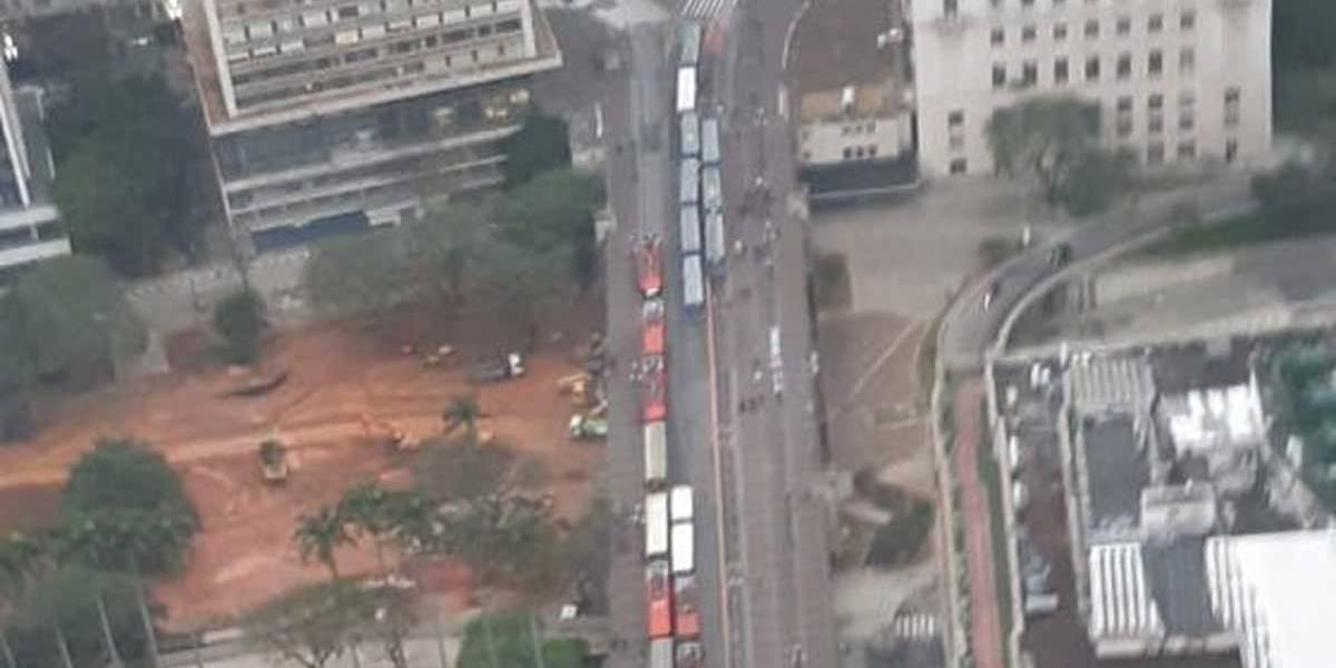 Greve dos motoristas: Confira situação do trânsito na manhã desta sexta-feira