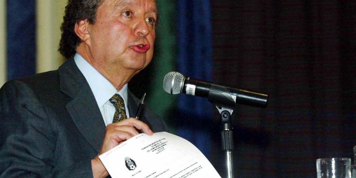 ¿Quién es Víctor Garcés?, el directivo de Cruz Azul que provocó la renuncia de Peláez