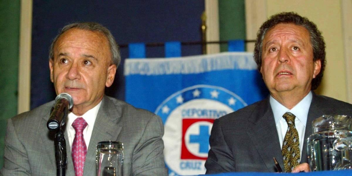 El extraño regreso de Víctor Garcés a Cruz Azul