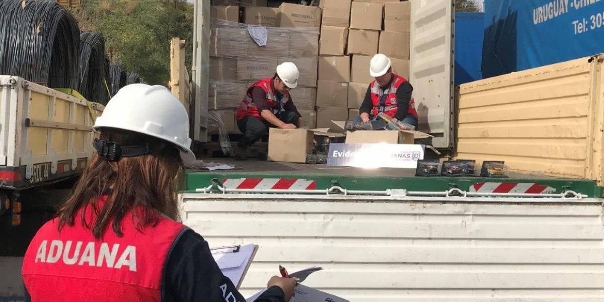 Aduanas recauda más de $4 mil millones en multas por contrabando y otros delitos entre 2018 y 2019