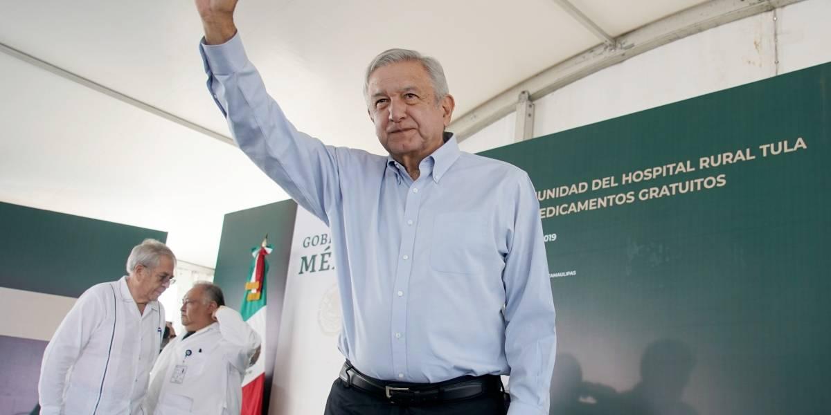 AMLO pide a criminales permitir venta de gasolina en Nuevo Laredo