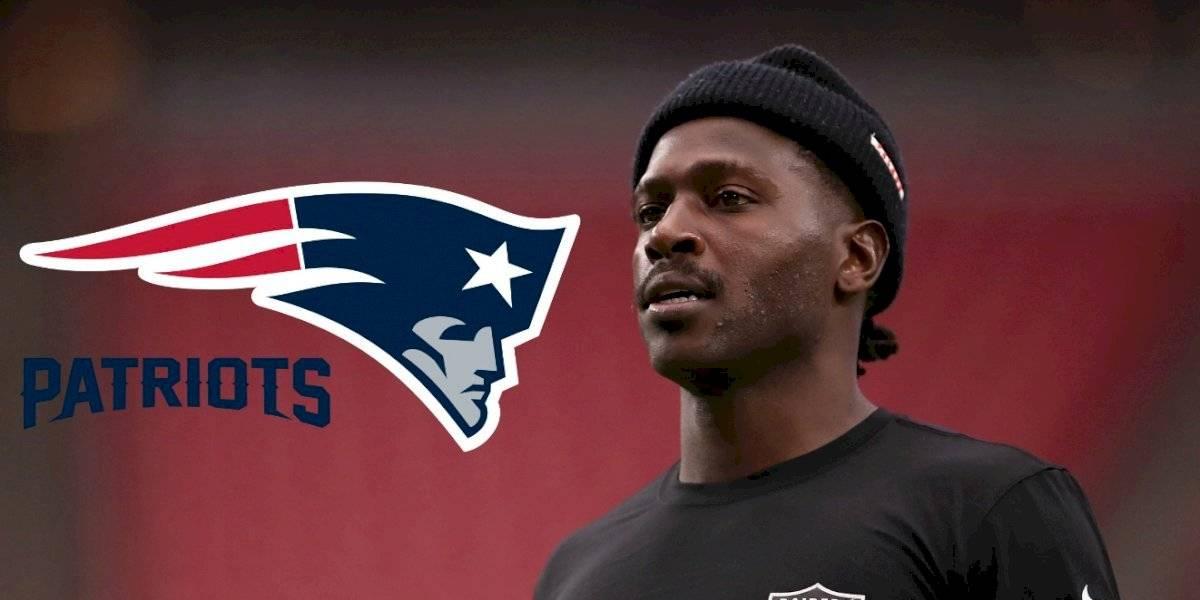 OFICIAL: Antonio Brown es nuevo jugador de los Patriots