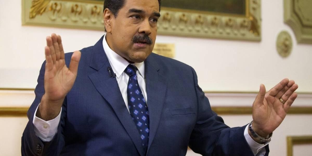 Maduro anuncia que no regresará al diálogo con la oposición