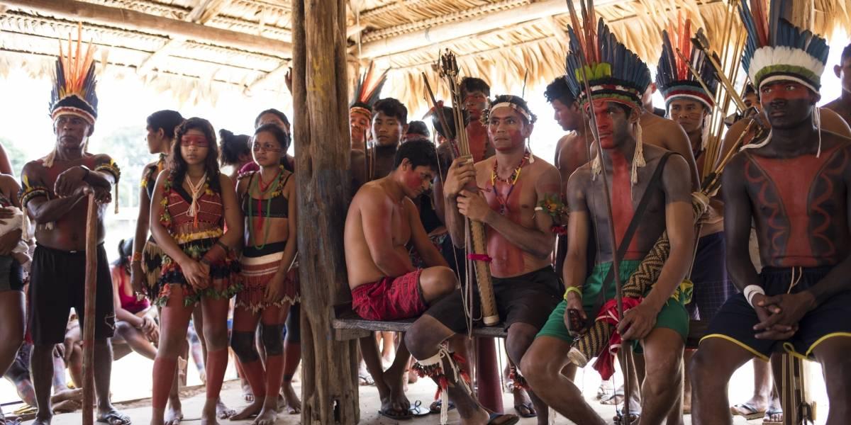 Indígenas del Amazonas discuten medidas para salvar la selva