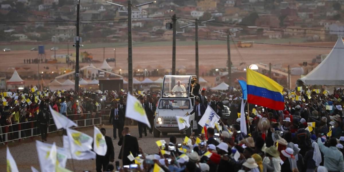 Papa Francisco denuncia la explotación de los recursos de Madagascar