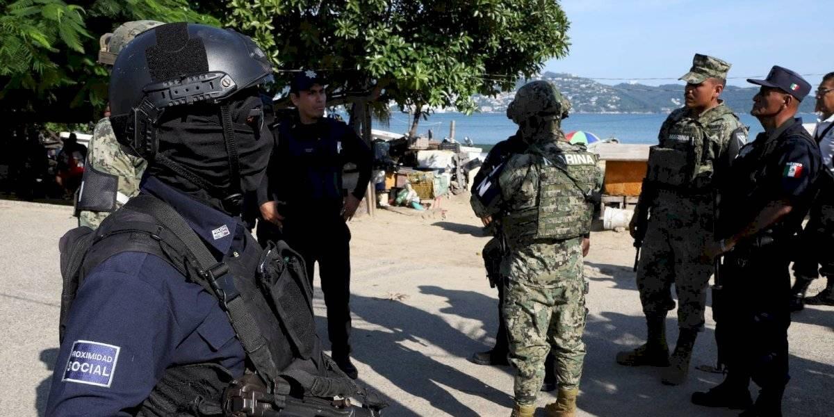 Detienen a unos 70 integrantes de grupo delictivo en Guerrero