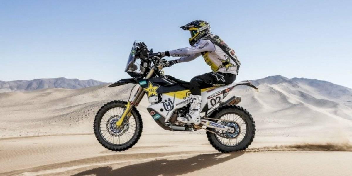Regresó con el pie derecho: Pablo Quintanilla ganó el Atacama Rally