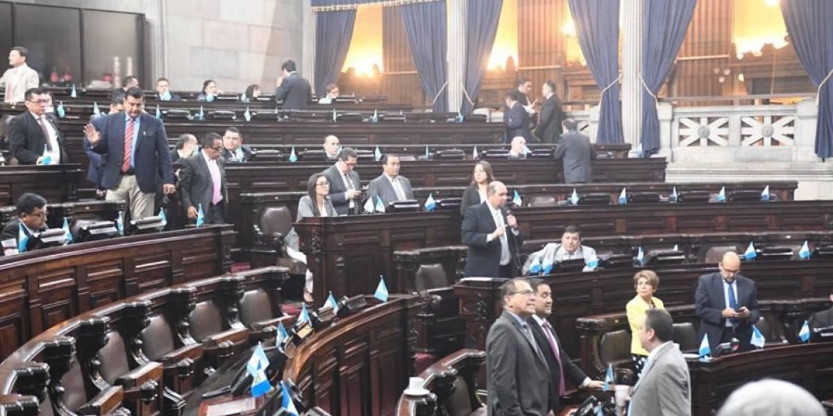 Congreso aprueba estado de sitio en Izabal y 16 municipios aledaños
