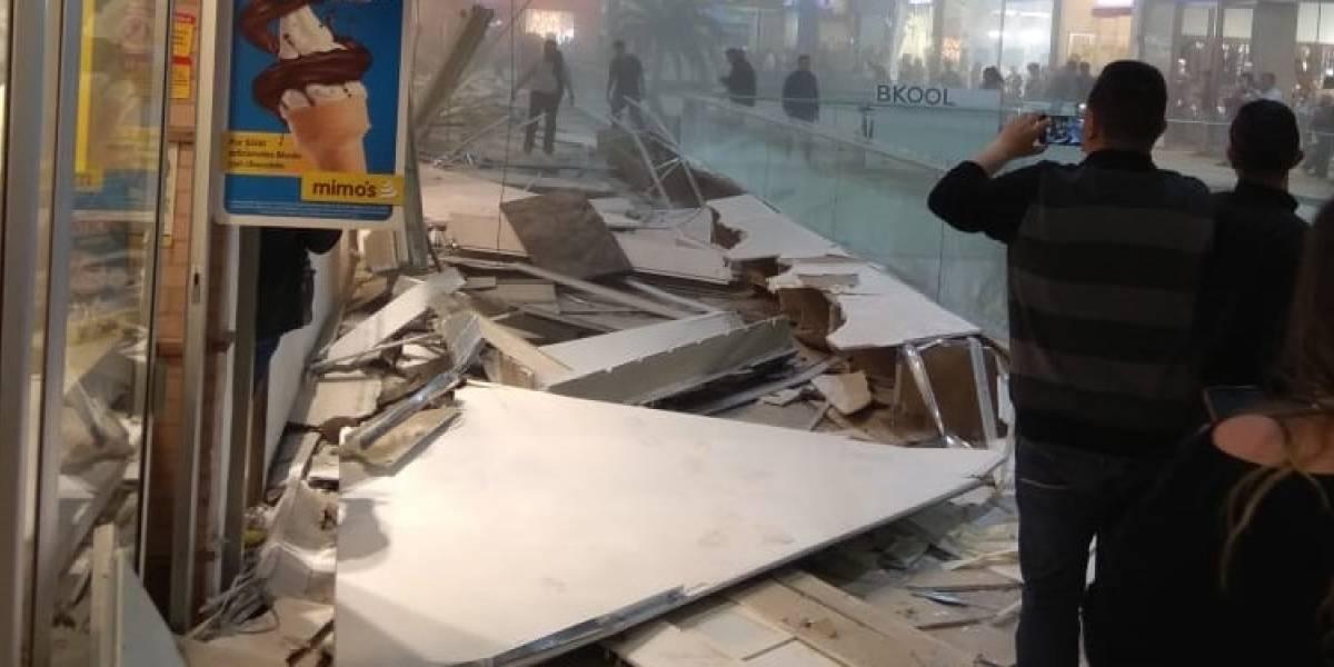¿Balacera o desplome del techo? Las hipótesis que rondan en accidente de Unicentro
