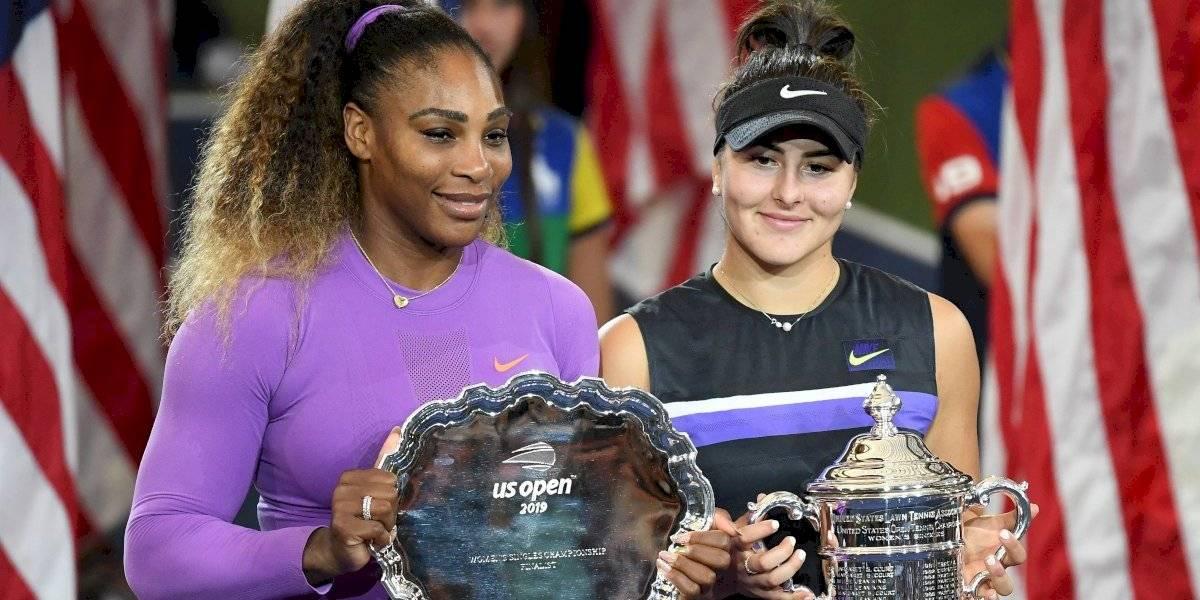Andreescu derrota a Serena Williams y se corona en el US Open