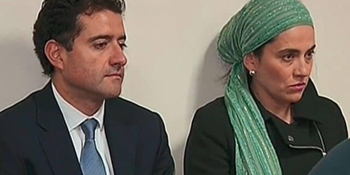 Así fue la primera visita de la hermana de Rafael Uribe Noguera a La Picota